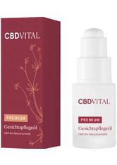 CBD VITAL Premium Gesichtsöl Gesichtsöl 20 ml