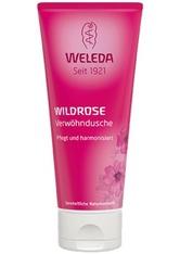 WELEDA - Weleda Wild Rose Creamy Body Wash (200ml) - DUSCHEN & BADEN