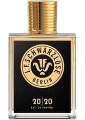 J.F. SCHWARZLOSE BERLIN - J.F. Schwarzlose Berlin 20|20  50 ml - PARFUM