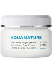 Annemarie Börlind - Aquanature Glättende Tagescreme - Tagescreme - 50 Ml -