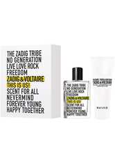 Aktion - Zadig & Voltaire This Is Us! Duftset (EdT30/BL50)