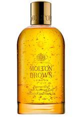 Molton Brown Body Essentials Mesmerising Oudh Accord & Gold Precious Bathing Oil Badezusatz 200.0 ml