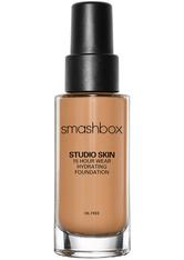 Smashbox Studio Skin 24 Hour Wear Hydra Flüssige Foundation  30 ml Nr. 3.2 - Medium-dark With Neutral Undertone