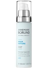 Annemarie Börlind - Aquanature Glättende Tagescreme Light  - Tagescreme - 50 Ml -
