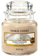Yankee Candle Housewarmer Warm Cashmere Duftkerze 0,104 kg