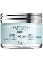 L'OCCITANE Aqua Réotier Ultra-Feuchtigkeitsspendende Gesichtscreme (50ml)