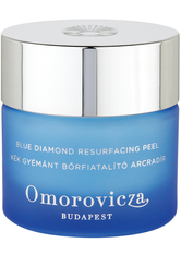 OMOROVICZA - Omorovicza - Blue Diamond Resurfacing Peel, 50 ml – Gesichtspeeling - one size - PEELING