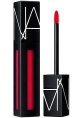 NARS - Powermatte Lip Pigment – Light My Fire – Flüssiger Lippenstift - Rot - one size