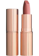 CHARLOTTE TILBURY - Charlotte Tilbury Pillow Talk Lipstick in Matte Revolution - Pink - LIPPENSTIFT