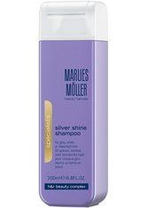 Marlies Möller Beauty Haircare Specialists Silver Shine Shampoo 200 ml