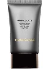 Hourglass Immaculate Liquid Powder Foundation 30ml Golden Amber (Medium Tan, Olive)