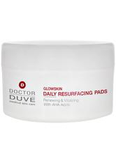 DOCTOR DUVE - DOCTOR DUVE GLOWSKIN DAILY RESURFACING PADS - PEELING
