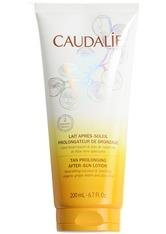 Caudalie Soleil Divin After Sun Körpermilch mit Bräunungsverlängerndem Effekt After Sun Pflege 200.0 ml