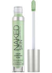 URBAN DECAY - Urban Decay Teint Concealer Naked Skin Color Correcting Fluid Green 6,20 g - CONCEALER