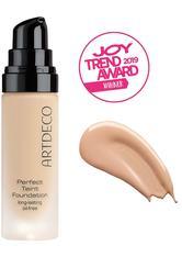 ARTDECO Perfect Teint  Flüssige Foundation 20 ml Nr. 35 - Natural