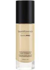 bareMinerals BAREPRO 24-Hour Full Coverage Liquid Foundation SPF20 30ml 07 Warm Light (Fair/Light, Neutral/Warm)
