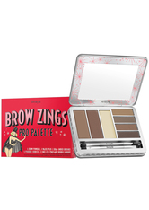 Benefit Brow Zings Pro Palette, Augenbrauenpalette, Light/ Medium