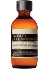Parsley Seed AntiOxidant Facial Toner Parsley Seed AntiOxidant Facial Toner