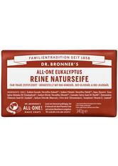 Dr. Bronner's Pflege Körperpflege All-One Eukalyptus Reine Naturseife 140 g