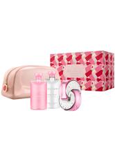 BVLGARI Omnia Pink Sapphire Eau de Toilette Spray 65 ml + Shower Gel 75 ml+ Body Lotion 75 ml + Pouch 1 Stk. Duftset 1.0 st