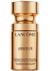 Lancôme Produkte Absolue Revitalizing Eye Serum Augenpflege 15.0 ml