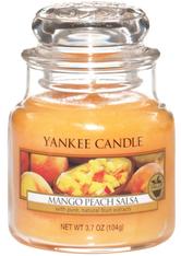 YANKEE CANDLE - Yankee Candle Housewarmer Mango Peach Salsa Duftkerze 0,104 kg - DUFTKERZEN