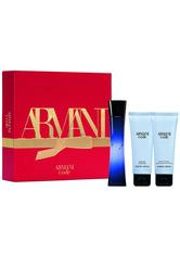 GIORGIO ARMANI - Armani Code Femme Eau de Parfum Spray 50 ml + Shower Gel 75 ml + Body Lotion 75 ml 1 Stk. Duftset 1.0 st - DUFTSETS