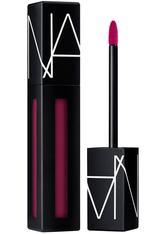 NARS - Powermatte Lip Pigment – Warm Leatherette – Flüssiger Lippenstift - Pink - one size