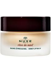 Nuxe Gesichtspflege Rêve de Miel Ultra-Nourishing and Repairing Lip Balm 15 g