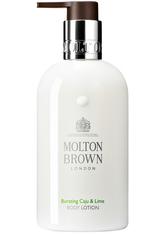 MOLTON BROWN - MOLTON BROWN Bursting Caju & Lime Body Lotion - KÖRPERCREME & ÖLE