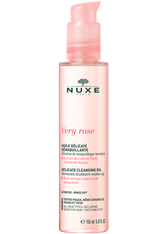 Nuxe Very Rose Delicate Cleansing Oil 150 ml