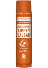 DR. BRONNER'S - Lipbalm Orange Ginger - GETÖNTER LIPBALM