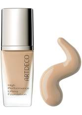 Artdeco Make-up Gesicht High Performance Lifting Foundation Nr. 25 Reflecting Rosewood 30 ml