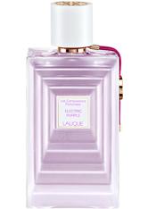 LALIQUE - Lalique Les Compositions Parfumées Electric Purple Eau de Parfum (EdP) 100 ml Parfüm - PARFUM