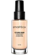 Smashbox Studio Skin 24 Hour Wear Hydra Flüssige Foundation  30 ml Nr. 0.5 - Fair With Cool Undertone