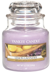 YANKEE CANDLE - Yankee Candle Housewarmer Lemon Lavender Duftkerze 0,104 kg - DUFTKERZEN