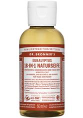DR. BRONNER'S - Dr. Bronner's Flüssigseife Eukalyptus 59 ml - Handseife - SEIFE