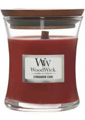 WoodWick Cinnamon Chai Mini Hourglass Duftkerze  85 g