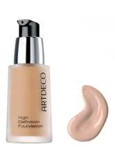 Artdeco Make-up Gesicht High Definition Foundation Nr. 24 Tan Beige 30 ml