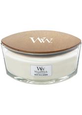 Woodwick White Tea & Jasmine Duftkerze 85 gr