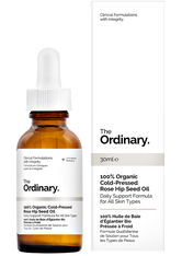 The Ordinary Hydrators and Oils 100% Organic Cold-Pressed Rose Hip Seed Oil 30 ml