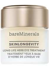 BAREMINERALS - bareMinerals Skinlongevity Long Life Herb Eye Treatment Augencreme  15 g - AUGENCREME