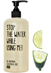 STOP THE WATER WHILE USING ME! Reinigung Cucumber Lime Soap Seife 200.0 ml