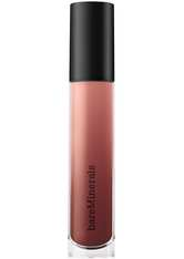 BAREMINERALS - bareMinerals Lippen-Make-up Lippenstift Gen Nude Matte Liquid Lipcolour Scandal 4 ml - Liquid Lipstick