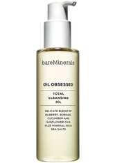BAREMINERALS - bareMinerals Gesichtspflege Reinigung Oil Obsessed Total Cleansing Oil 180 ml - CLEANSING