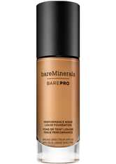 bareMinerals BarePro Performance Wear SPF 20 Flüssige Foundation 30 ml Nr. 21 - Sable