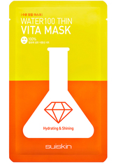 SUISKIN - suiskin Water100 Thin Mask Vita Tuchmaske  1 Stk - Tuchmasken