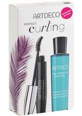 Artdeco Geschenksets Für Sie Geschenkset Curling Mascara 10 ml + Eye Make-up Remover 50 ml 2 Stk.