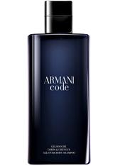 GIORGIO ARMANI - Giorgio Armani Code Homme L'art du corps Duschgel  200 ml - Duschen