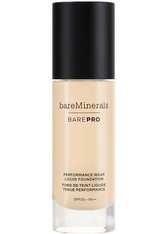 bareMinerals BAREPRO 24-Hour Full Coverage Liquid Foundation SPF20 30ml 01 Fair (Porcelain, Cool)